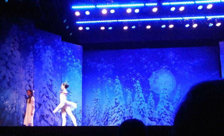 Ballet de Sara Nieto en Navidad