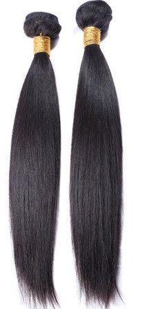 Fabulous Silky Straight Hair Weft - TheFvblane.com