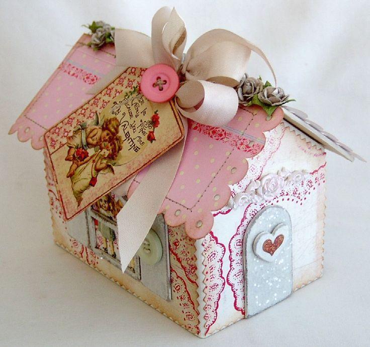 Valentine house box