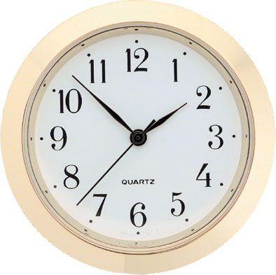 1-7/16-Inch White Seiko Clock Insert