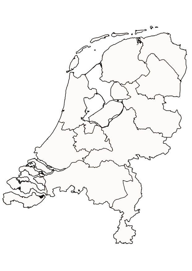 kaart nederland - Google zoeken