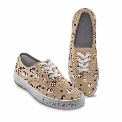 Shih Tzu Women's Sneakers