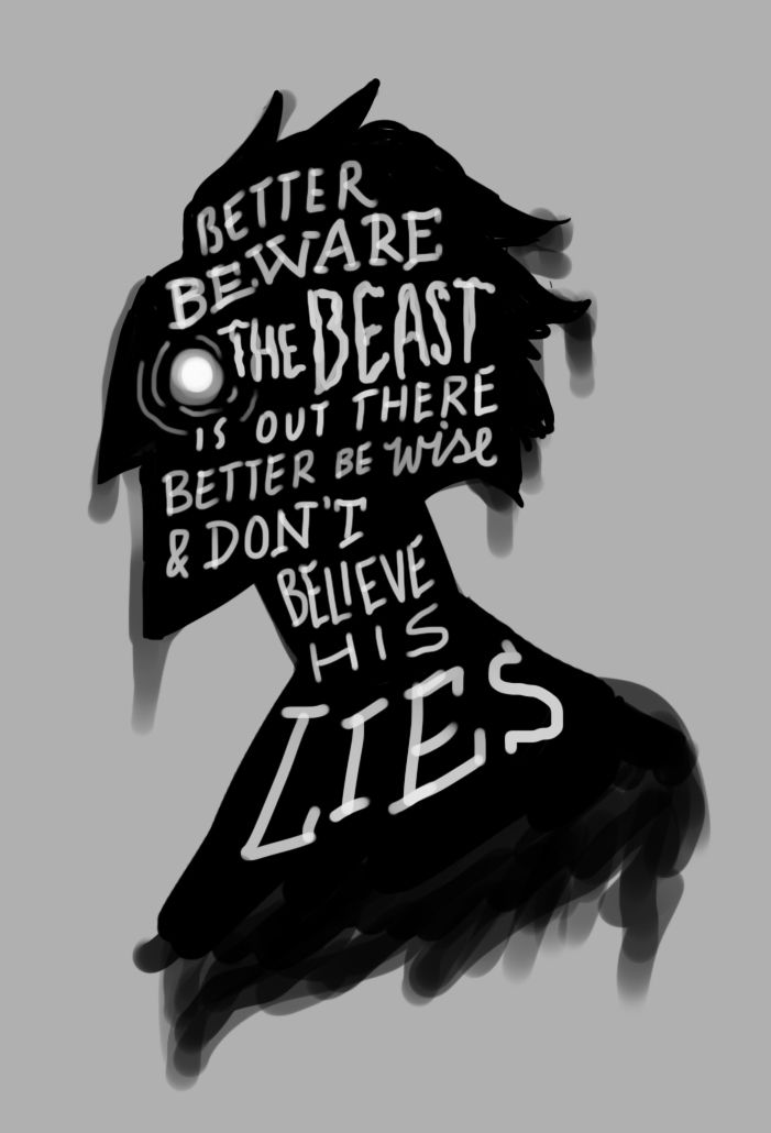 Over The Garden Wall The Beast Warner Brothers And Sister General Pinterest Gardens