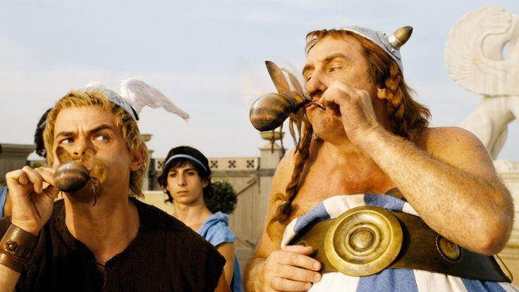 Asterix ja Obelix lähtevät kesän teemaan sopivasti olympialaisiin.