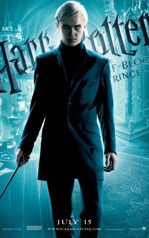 『ハリー・ポッターと謎のプリンス』怖い!ドラコ・マルフォイ