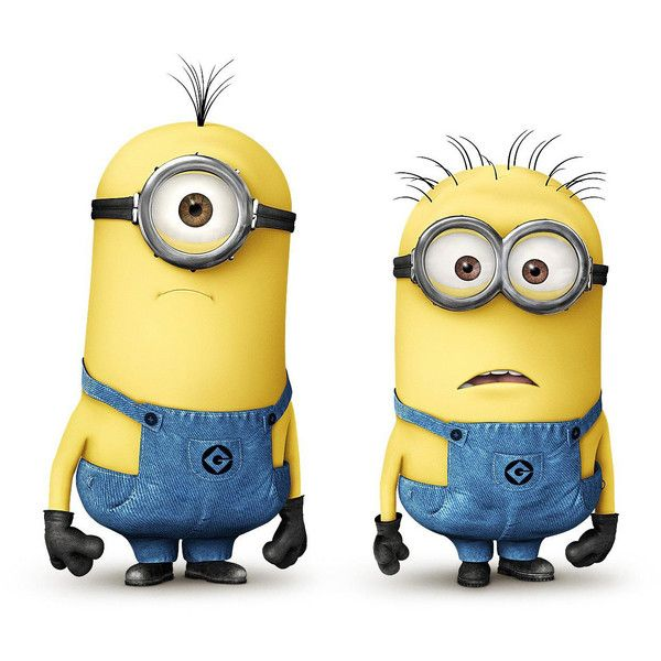 Despicable Me 2 Minions ❤ liked on Polyvore