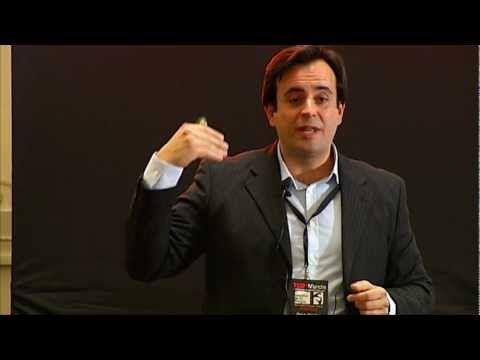 El optimismo como motor del cambio positivo: Oscar Sanchez at TEDxMurcia - YouTube