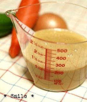 ミキサーで簡単♪ごまドレッシング 白ごま 30g たまねぎ 半分 にんじん 半分 にんにく 1かけ サラダ油 350cc 酢 100cc しょう油 130cc 砂糖 50g カロリー・塩分を計算