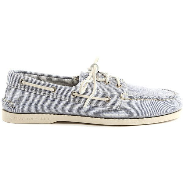 Sperry X Band Of Outsiders Sperry Seer Sucker Loafers (17.640 HUF) ❤ liked on Polyvore featuring men's fashion, men's shoes, men's loafers, accessories, men, shoes, mens shoes, sperry mens shoes, mens summer shoes and mens loafers shoes