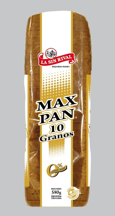 Proyecto para Max Pan 10 granos