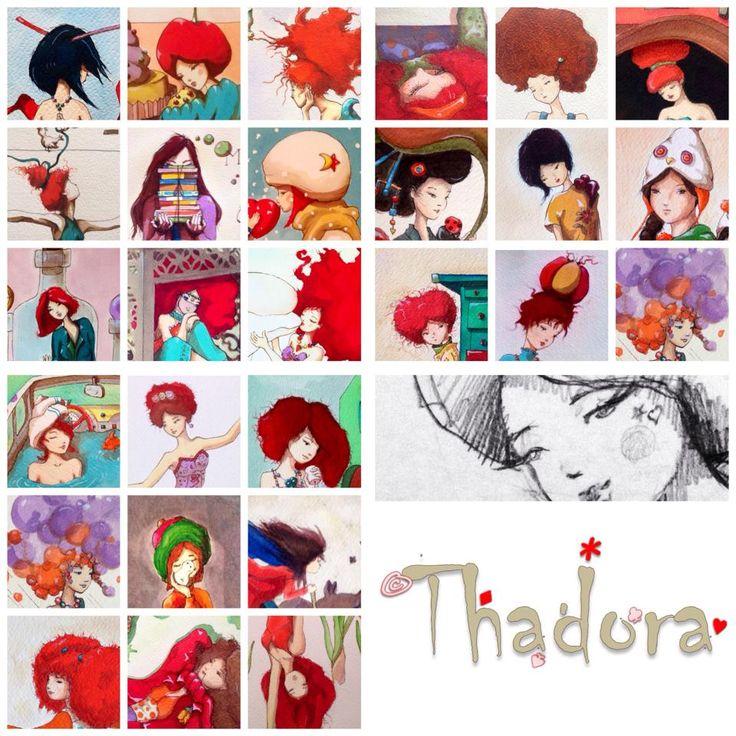 Ti adoro, t'adoro... Thadora! Storia di come nasce un progetto.