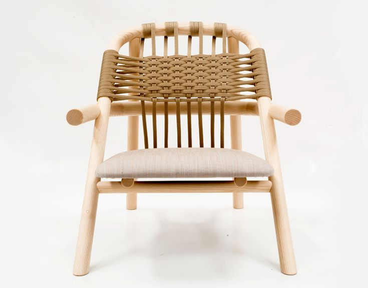 UNAM Lounge Chair By German Designer Sebastian Herkner For Very Wood By  Gervasoni