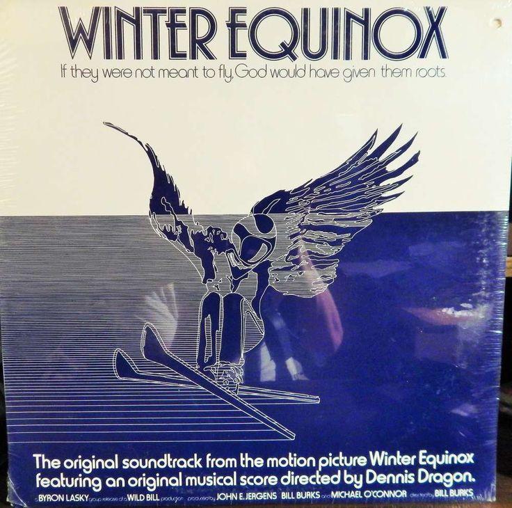"WINTER EQUINOX 12"" VINYL LP MINT ORIGINAL SOUNDTRACK (1976 MUSIC DENNIS DRAGON) COLLECTIBLE VINYL"