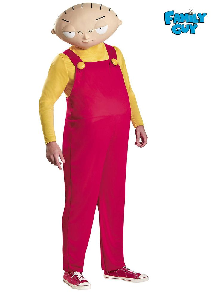 Family Guy Stewie Deluxe Costume | Wholesale TV and Movie Costumes for Men
