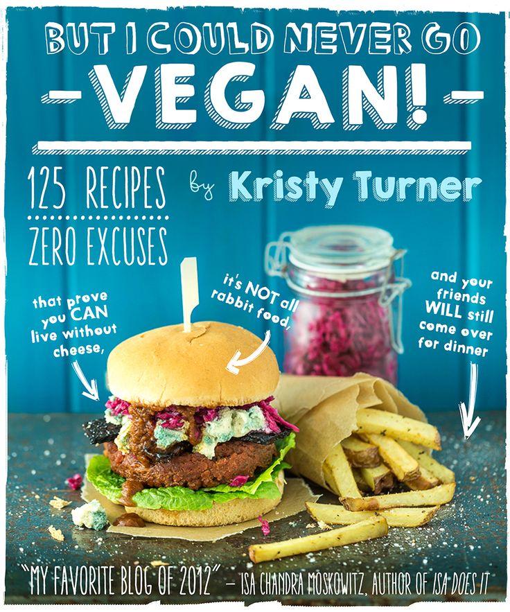 But I Could Never Go Vegan!  |  Keepin' It Kind