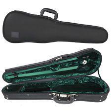 GEWA Liuteria Maestro Shaped Violin Case for 4/4 Full Size Violin Green/Black