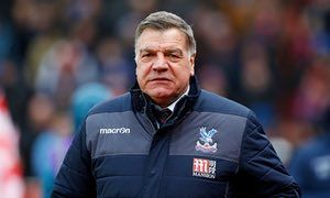 Sam Allardyce replaced Alan Pardew as Crystal Palace manager in December and kept the club in the Premier League.