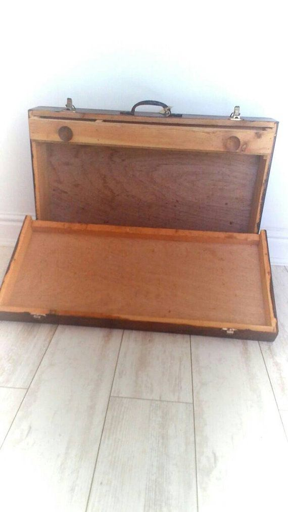 Check out this item in my Etsy shop https://www.etsy.com/uk/listing/234876370/sale-vintage-carpenters-joiners-tool-box