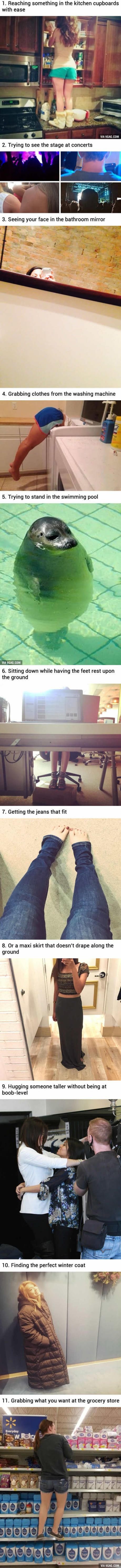 11 Short Girl Problems Not Everyone Can Understand