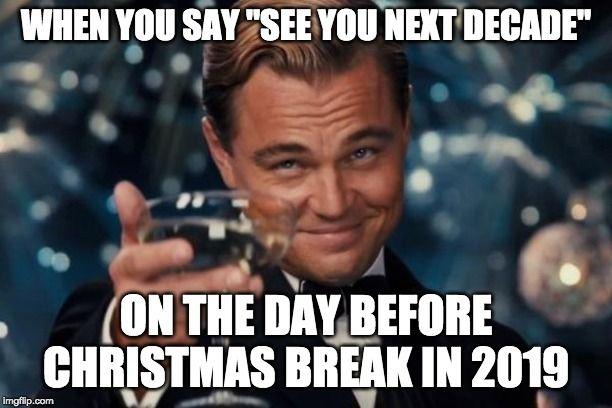 Leonardo Dicaprio Cheers Funny New Years Memes Sunday Quotes Funny Sunday Humor