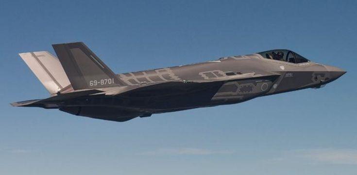 Levegőben az első Japán F-35-ös - JETfly