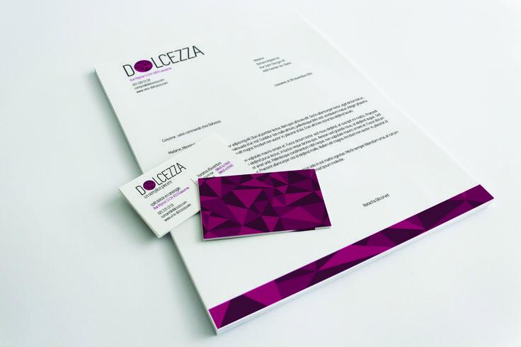 Dolcezza | Wine brand identity