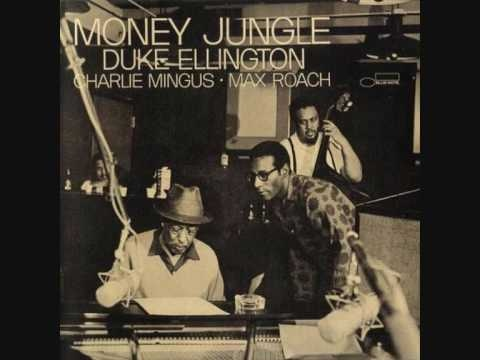 """""""Fleurette Africaine"""" by Duke Ellington (Piano), Charles Mingus (Bass) and Max Roach (Drums). From the 1962 """"Money Jungle"""" album. Composed by Duke Ellington"""