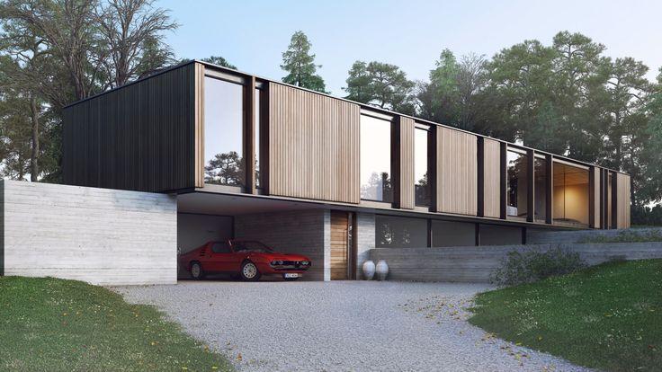 Sandy Lane | Strom Architects