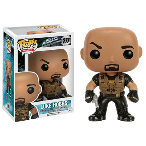 Fast and Furious Luke Hobbs Pop! Vinyl Figure - Funko - Fast and the Furious - Pop! Vinyl Figures at Entertainment Earth