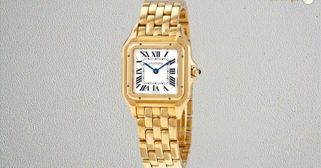 متابعي مدونة عالم الساعات تعرفي على كارتير بانثر الساعة التي سيطرت على عقول أجمل النساء حول العالم الابتكار الرقي الجاذبية ورو Gold Watch Watches