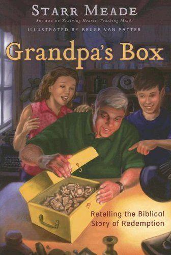 Grandpa's Box: Retelling the Biblical Story of Redemption by Starr Meade, http://www.amazon.com/dp/087552866X/ref=cm_sw_r_pi_dp_FSw3rb1K8SRMB