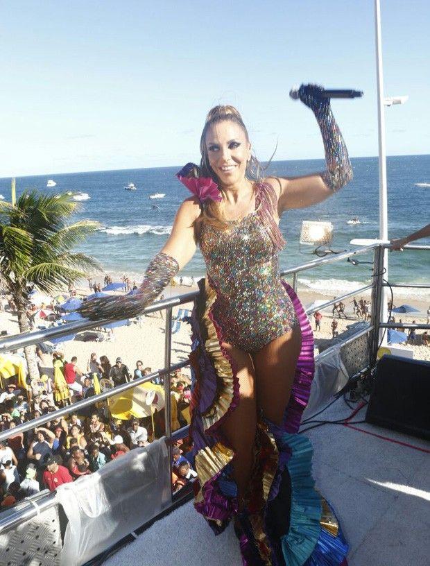 Ivete Sangalo (Foto: Ricardo Cardoso)