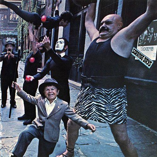 The Doors Strange Days – Knick Knack Records