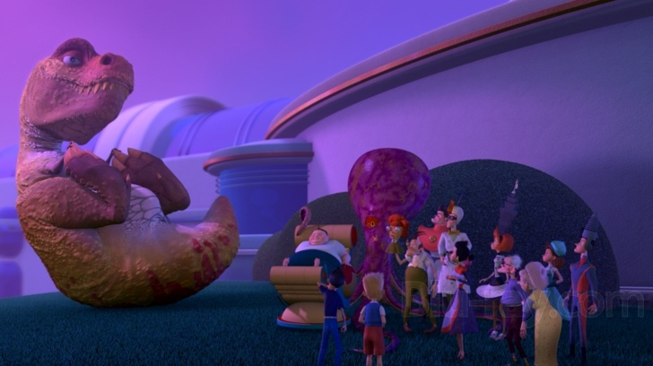 126 Best Images About Disney's: Meet The Robinsons On