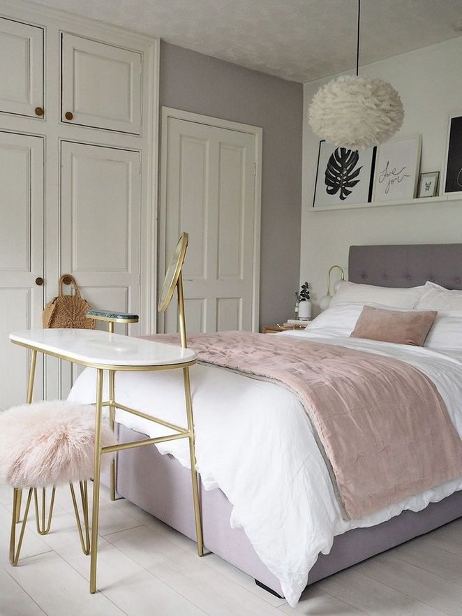The Basics Of Aesthetic Room Bedrooms Pink Bedroom Walls Small