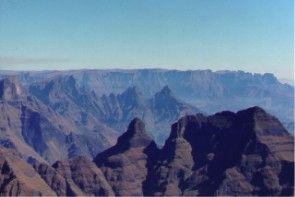 Bergville & the Northern Drakensberg