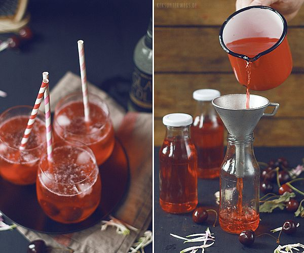 DIY Cherry Cola Recipe — Dishmaps