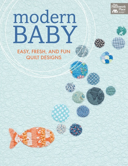 Modern Baby -- being released in April 2013  - I know some people who's quilts are in this book. ;)