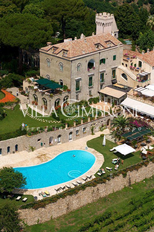 Villa Cimbrone Hotel - ITALY
