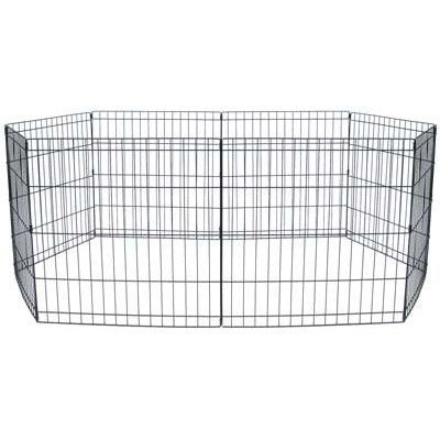 "YML Exercise Pet Pen Size: X-Large (42"" H x 24"" D)"