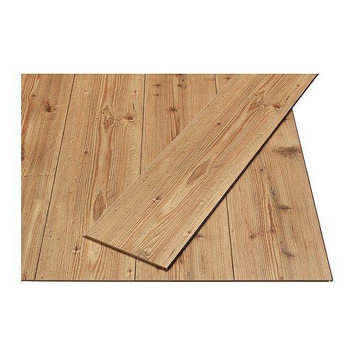 GOLV Laminaatvloer IKEA Gelamineerd oppervlak; een slijtvaste vloer voor kantoor…
