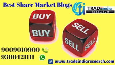 Best Share Market Blogs | Best Stock Market Blogs | Best Share Market News: Stock Market Today's Free Intraday Tips  By TradeI...