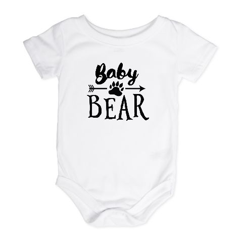 Baby onesie. Made to order in Australia