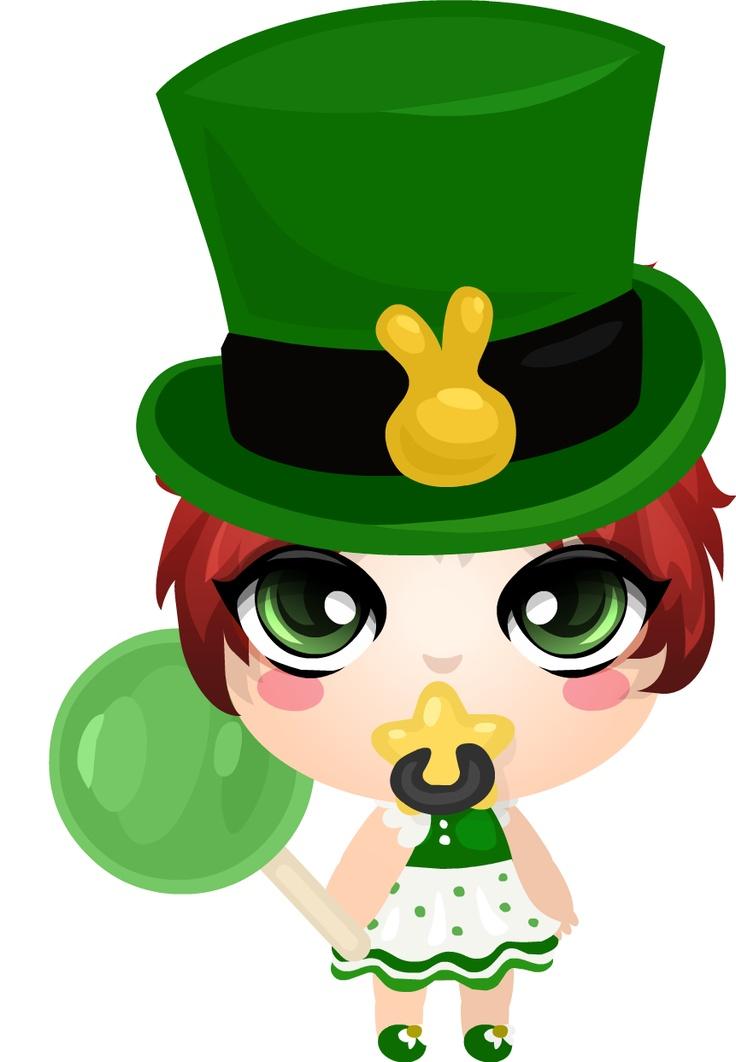 Irish Bunny Girl