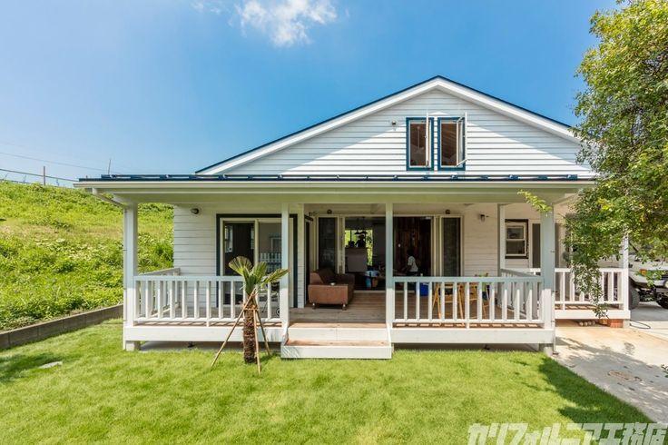 SURFER'S HOUSE in 新潟 | カリフォルニア工務店