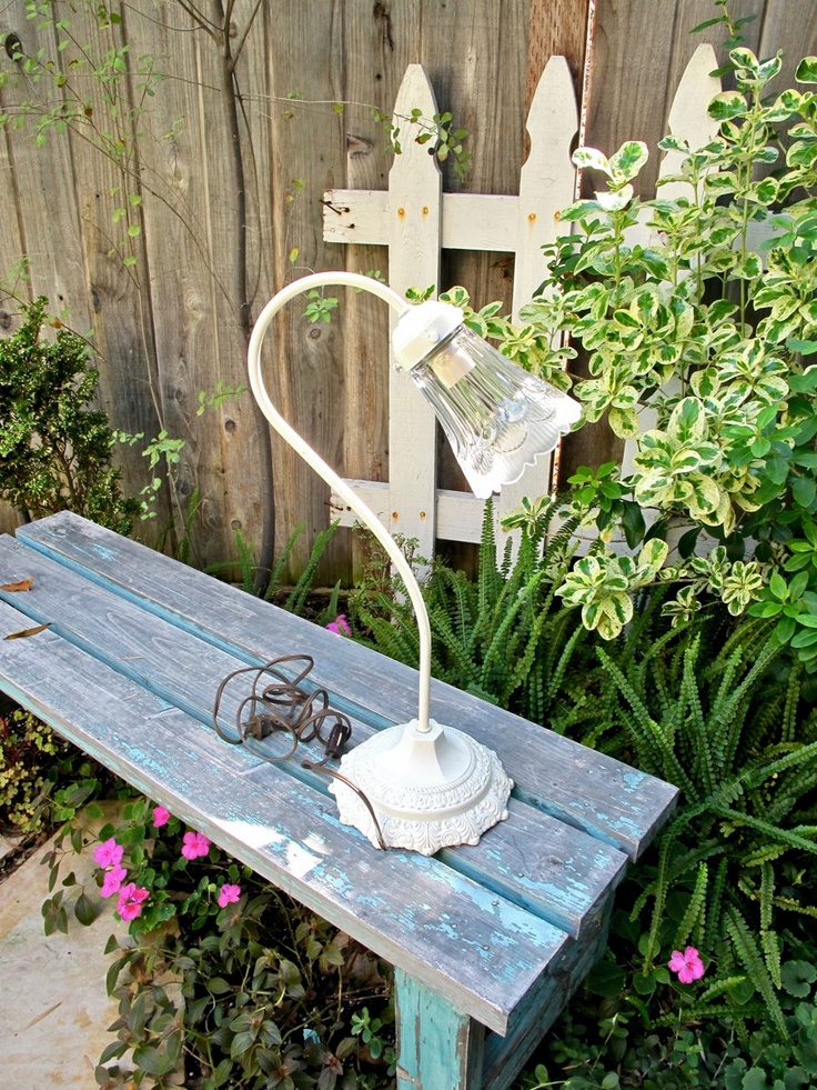 The 25+ best Shabby chic table lamps ideas on Pinterest ...