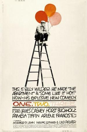uno, dos, tres (1961) Billy Wilder