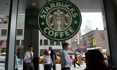 Starbucks concerned world coffee supply is threatened by climate change