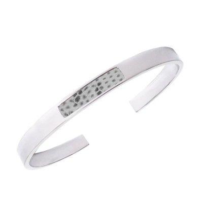 Bandhu fragment bracelet grey/beige thin | www.bandhu.eu