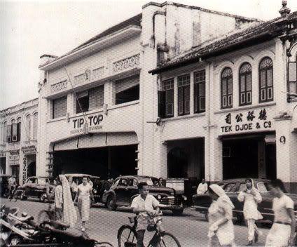 Tip Top Restaurant Tempo Doeloe
